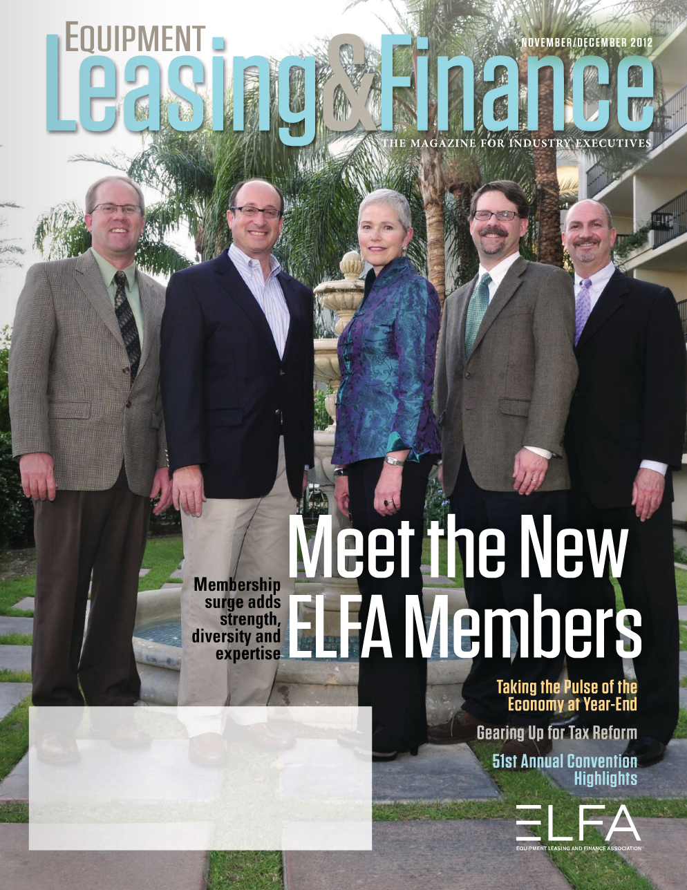 Equipment Leasing and Finance Magazine